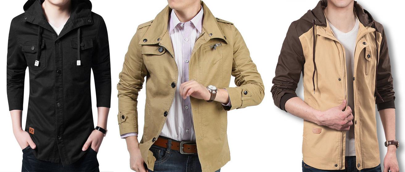 мужские-куртки ветровки